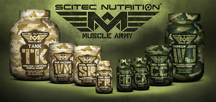 Muscle Army