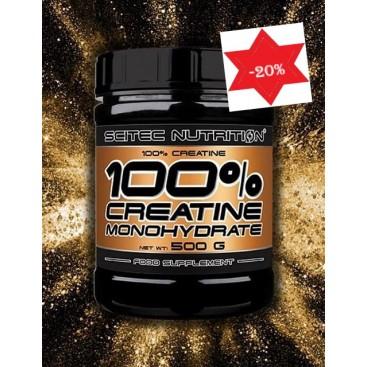 Creatine Monohidrat 100% 500g