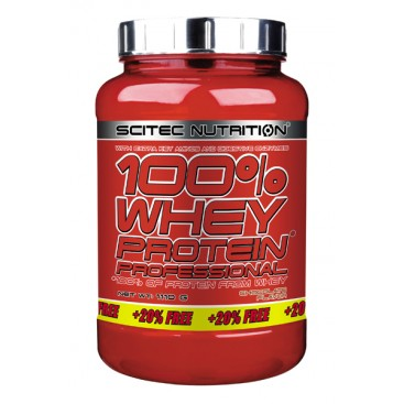 100% Whey Protein Professional 2350g + 20% gratis
