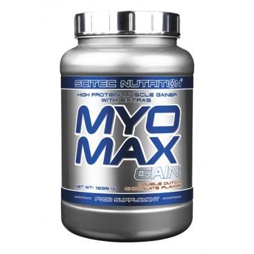 Conţinut înalt de proteină şi crescător de masă musculară!