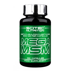 Mega MSM -  100 capsule