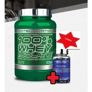 Whey Isolate 700g + ZMB6  60 capsule