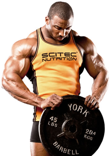 "CEDRIC ""THE ONE"" MCMILLAN IFBB pro, FIBO Power Pro 2013 Champion Team Scitec"