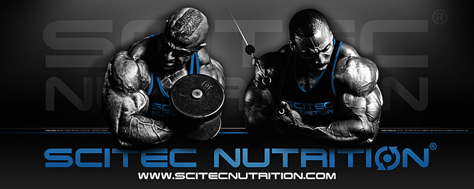 Magazin online Scitec Nutrition Romania
